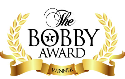Bobby Awards Winner Logo