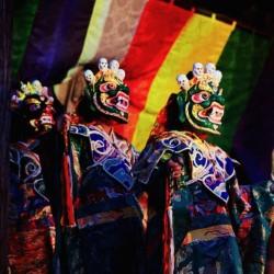 Tibetan Monks Sacred Dance: 4 star review by Stephanie Green