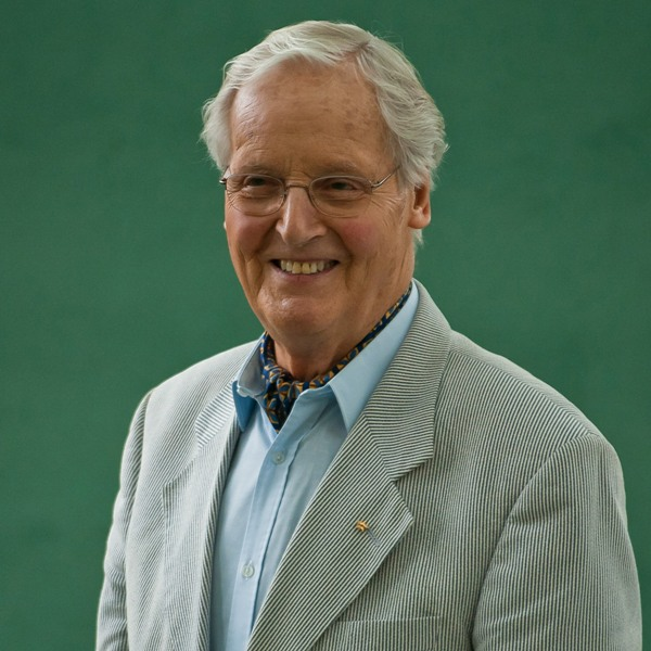 The Nicholas Parsons Extended Interview by Martin Walker
