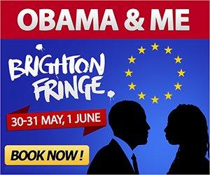 Obama & Me, 30-31 May, 1 June