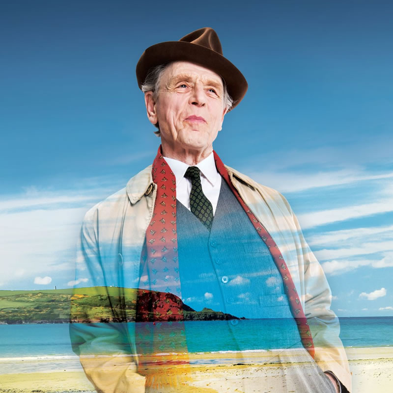 Edward Fox returns to the West End in Sand In The Sandwiches