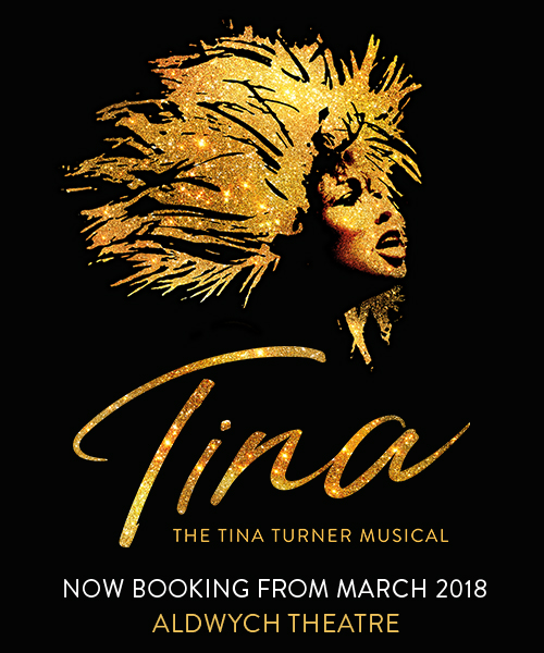 TINA - The Tina Turner Musical tickets on sale from 12pm today