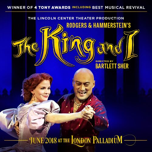 The King And I - On Sale Now
