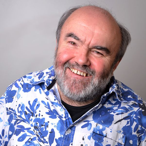 On the Mic podcast: 10 Minutes with Andy Hamilton