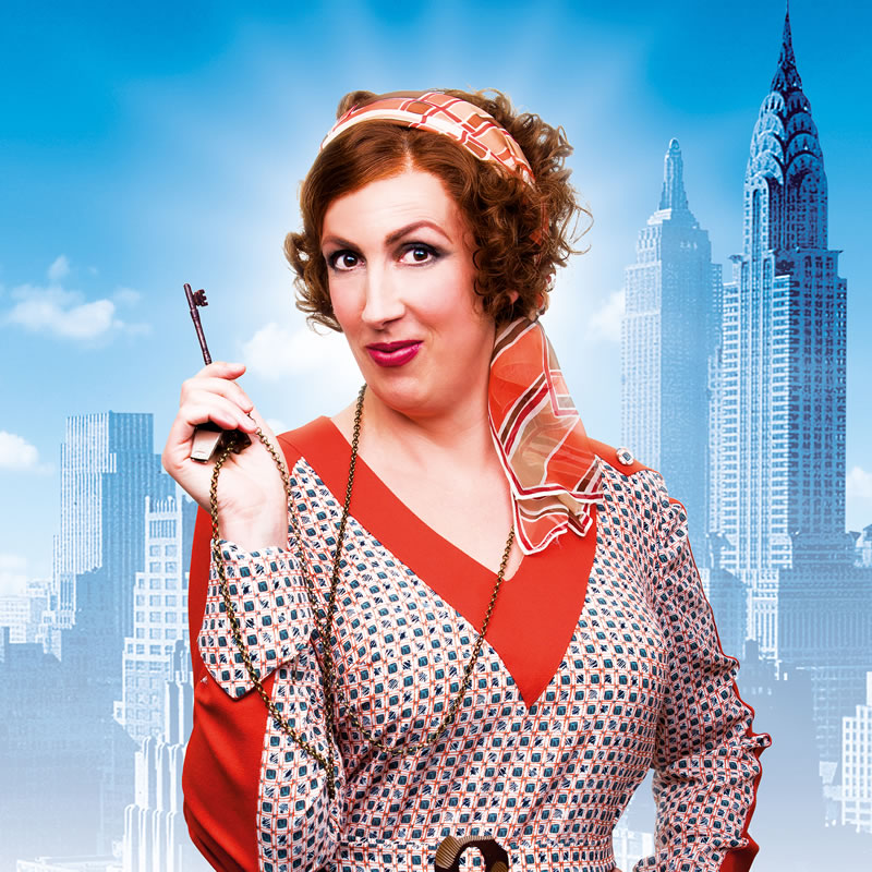 Annie starring Miranda Hart in the West End now on sale