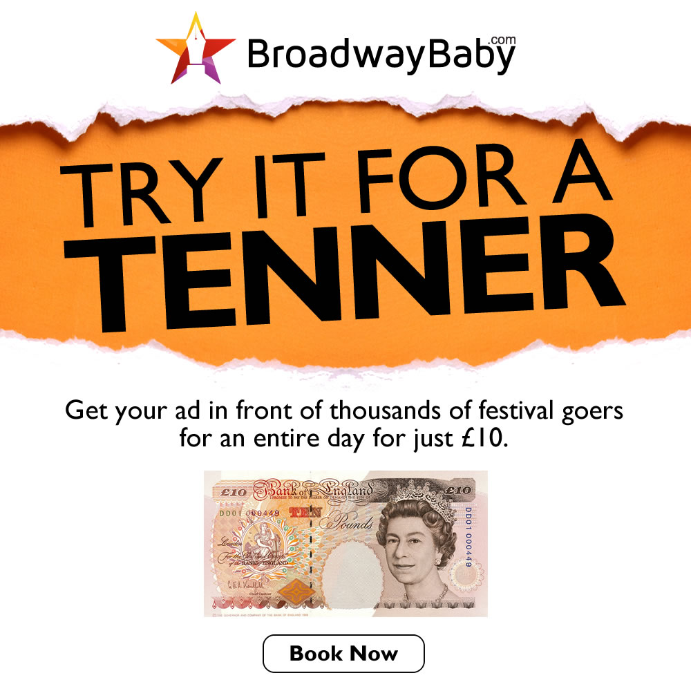 Try It For A Tenner