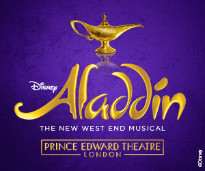 Aladdin ticket