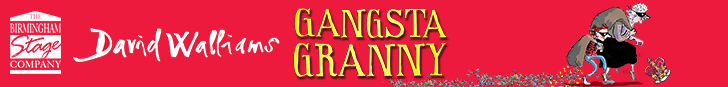 Grangsta Granny tickets