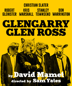 Glengarry Ross tickets