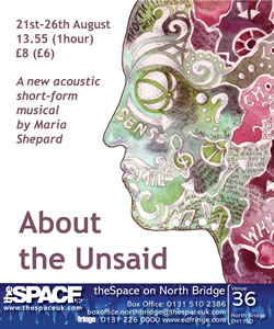 About The Unsaid: The Original Musical
