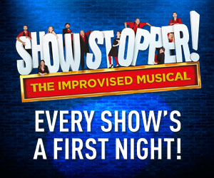 Showstoppers The Improvised Musical tickets
